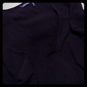 Black Romper/Jumpsuit